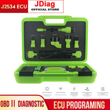 JDiag Elite II Pro Original ECU Programmer Professional Programming Scanner Computer Automotive Code Reader Car Diagnostic Tool