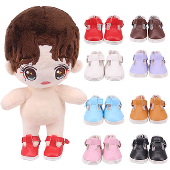 5Cm Doll Shoes For 14.5 Inch Nancy American Doll&BJD EXO Doll&32-34Cm Paola Reina Doll Our Generation Girl`s Toy Russia DIY Gift image