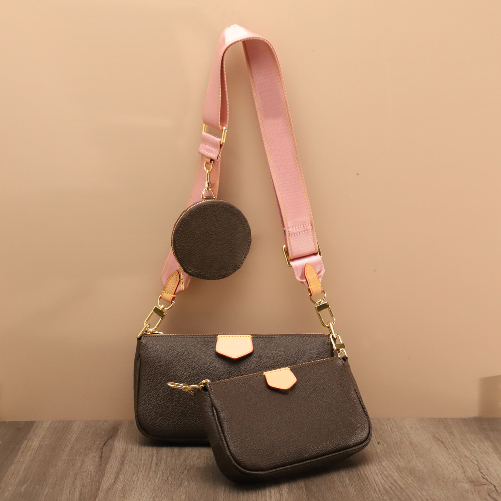 Сумка на плечо 3 в 1, модные сумки, брендовые сумки-мессенджеры для женщин, сумка через плечо из искусственной кожи, женский маленький кошелек...