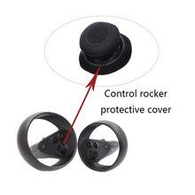 Vr сенсорный контроллер ручка для большого пальца силиконовая