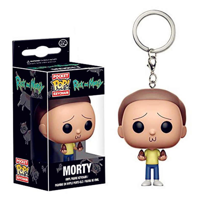 Rick Rick e Morty Snowball Senhor Meeseeks Rickle FUNKO POP Vinyl Action Figure Coleção Modelo Brinquedos para Presente de Natal Das Crianças