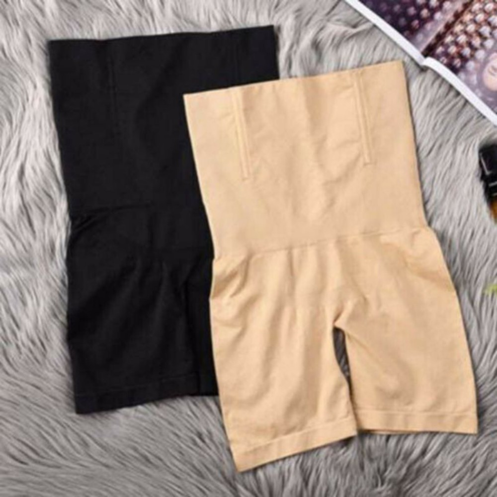 Women\'s  Shapermint Empetua All Every Day High-Waisted Shorts Pants Women Body Shaper Effective Control Panty Rk