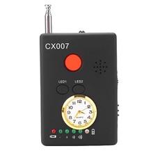 Anti-Monitoring Signal Detector, Wireless GPS Positioning Detector, Anti-Shielding and Anti-Jamming Scanning EU Plug