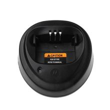 Base Caricabatterie per il Motorola CP040 CP140 CP150 CP160 CP180 CP200 CP200XLS EP450 GP3188 GP3688 PR400 Walkie Talkie Radio Accessori