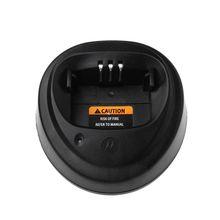 Basis Ladegerät für Motorola CP040 CP140 CP150 CP160 CP180 CP200 CP200XLS EP450 GP3188 GP3688 PR400 Walkie Talkie Radio Zubehör