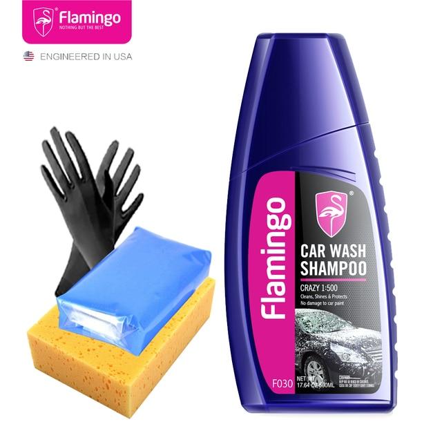 500ml di Auto Lavaggio Auto Shampoo Set Liquido di Pulizia Detersivo Auto Care Detersivo Premium Auto 16.23Oz