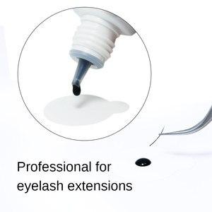 Image 4 - NAGARAKU colle collante douce pour faux cils, faible odeur, pas de simulation, 5ml 10 pièces