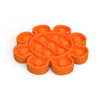M - Orange