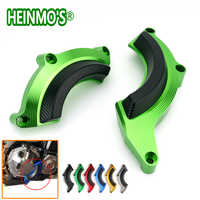 New Motorcycle Accessories Z900 Engine Stator Cover Frame Motos Slider Protector For Kawasaki Z900 2017 Green