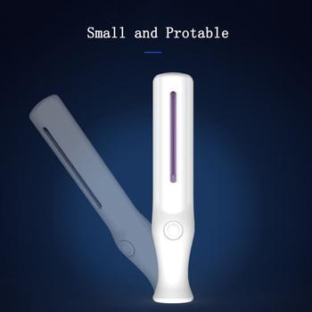 3v portable sterilize uvc light ge