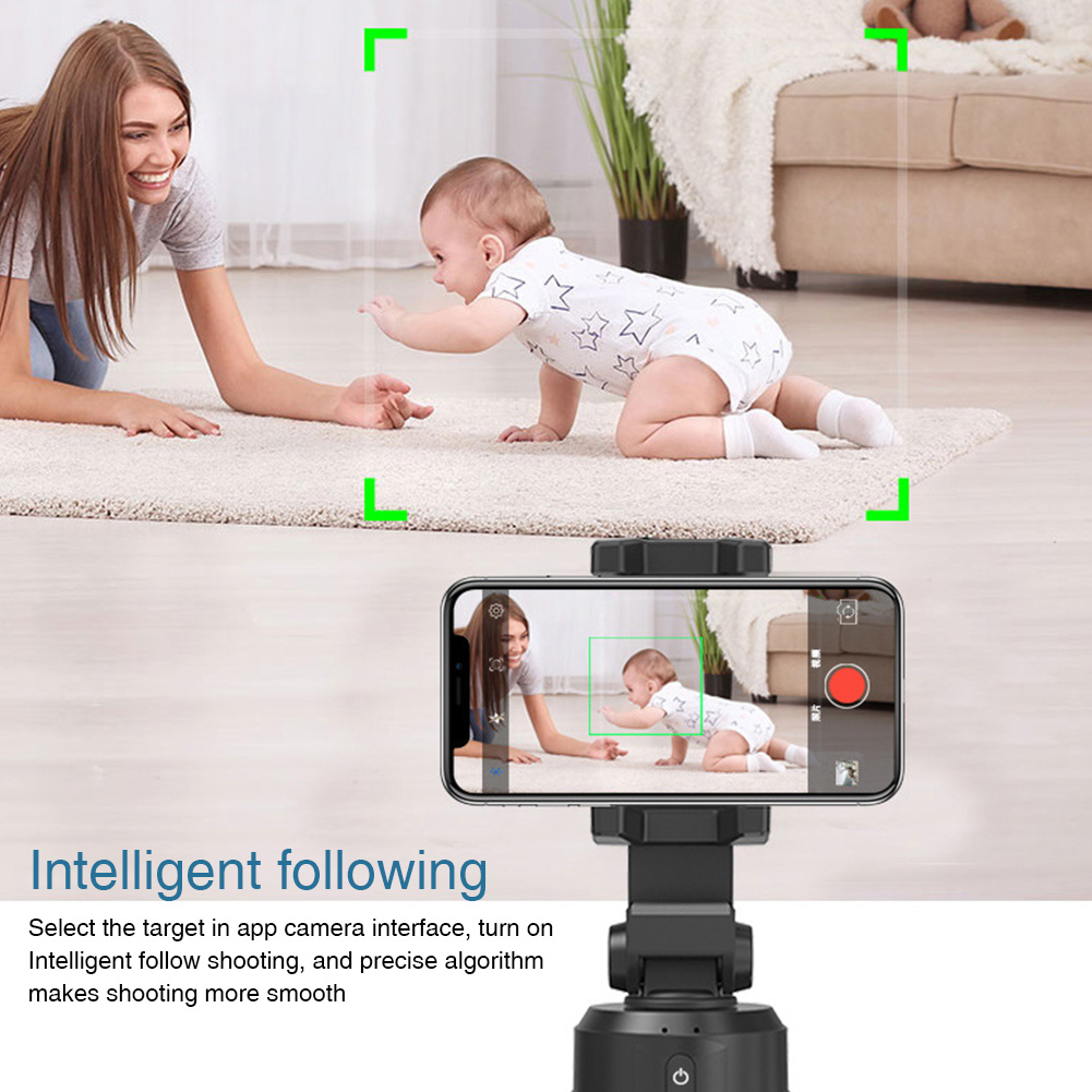 Portable 360 degree Gimbal Stabilizer  5