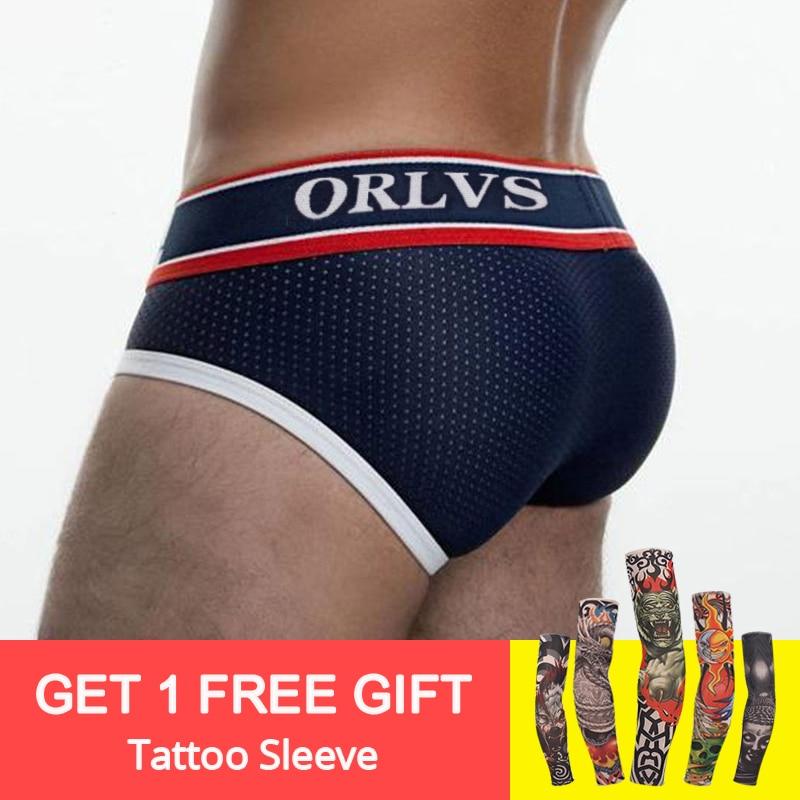 2019 New Ropa Interior Hombre Sexy Underwear Briefs Men Mesh Underpants Cueca U Pouch Male Panties Mens Briefs Gay Underwear Hot