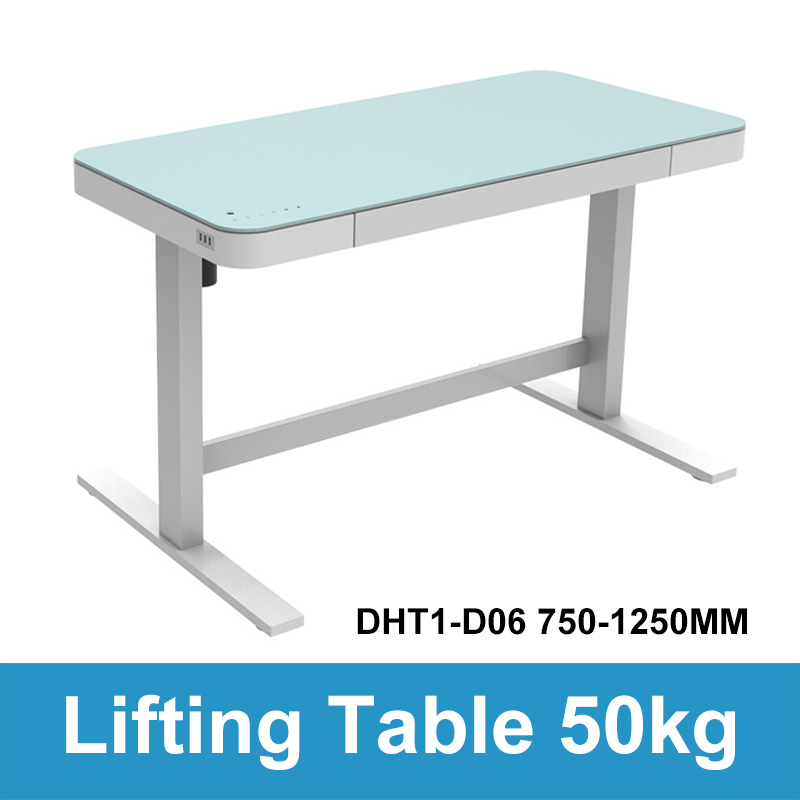 Electric Computer Table Lift Children Lifting Column Table Legs Furniture Table Desk Smart Adjustable Height Lifting Bracket
