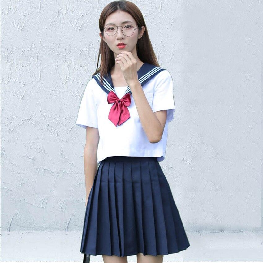 Navy Sailor Moon School Uniform 1