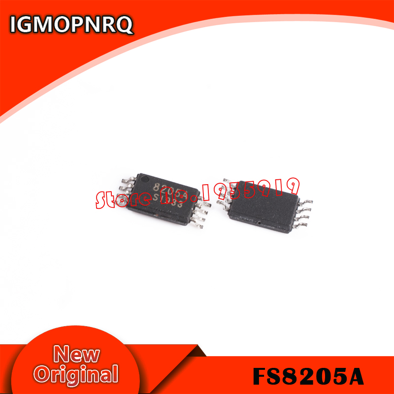 (10-50piece) 100% New 8205 8205A CEG8205A FS8205A SOT23-6 Original IC