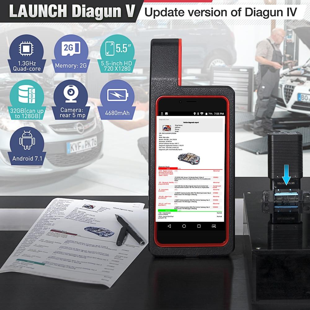 Launch X431 Diagun V (1)