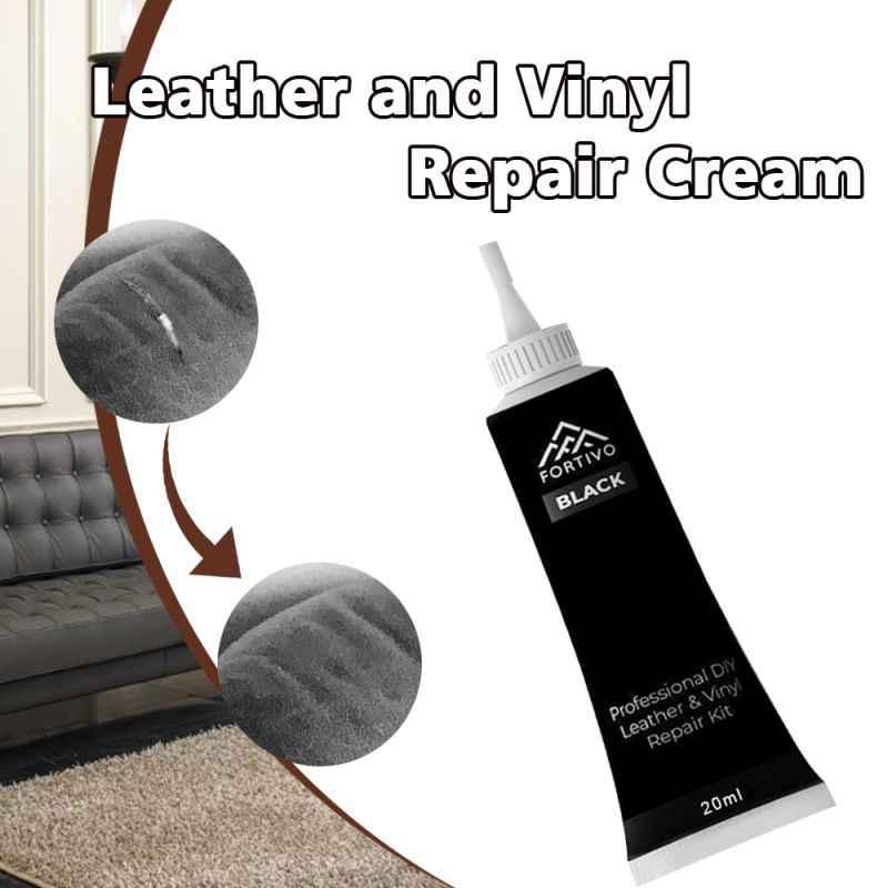 Auto siège de voiture réparation crème cuir couleur restaurateur Agent de réparation pour cuir meubles canapé manteaux liquide intérieur nettoyant