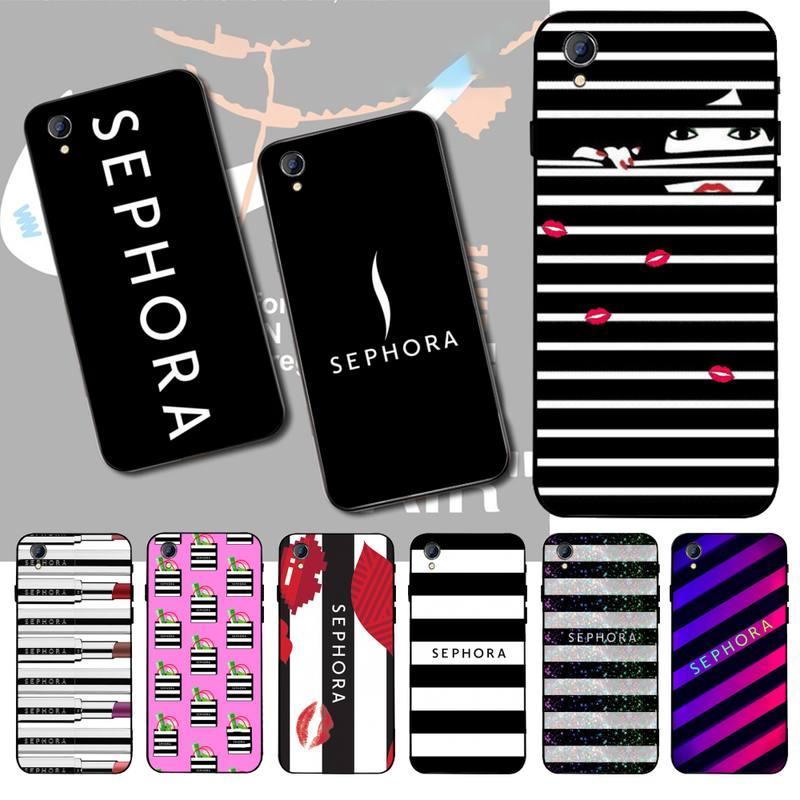 PENGHUWAN super cute Sephora Phone Case Cover For Vivo Y91c Y17 Y51 Y67 Y55 Y93 Y81S Y19 Y7S Case