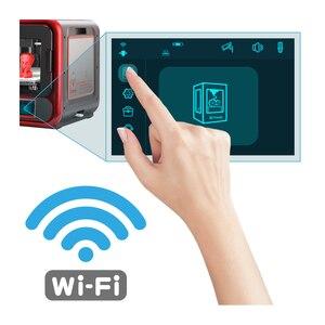 Image 3 - QIDI TECH 3D STAMPANTE X  maker riscaldata letto estraibile wifi Con ABS E PLA TPU 170 millimetri * 150mm * 160 millimetri di stampa facesheil
