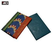 ACI 2020 New Polyester Wax Ankara Kente Fabric Chitenge Ghana Wax For Dress African Kitenge Print Fabric For Cloth In 2+2 Yards(China)