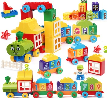 Big Size Building Blocks Set DIY Constructor Enlighten Blocks Toys Constructor Building Bricks Toy For Children Kids Gift balody mini blocks big size mario diy building toys large one piece bricks cute auction juguetes for kids toys 16001 16009