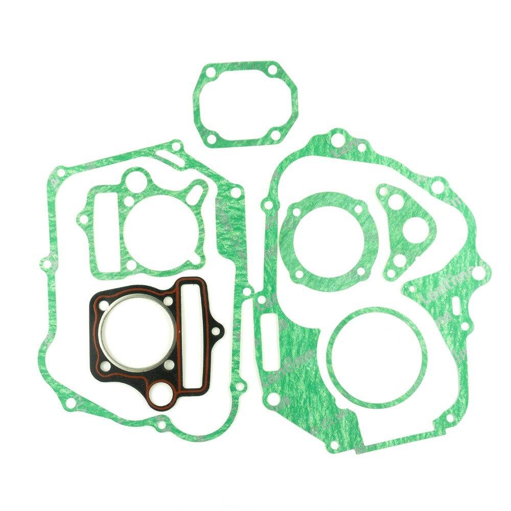 Высокое качество без асбеста прокладка головки двигателя полный комплект для YX140 YX 140 140cc мотор Trail Quad Dirt Pit Bike ATV багги