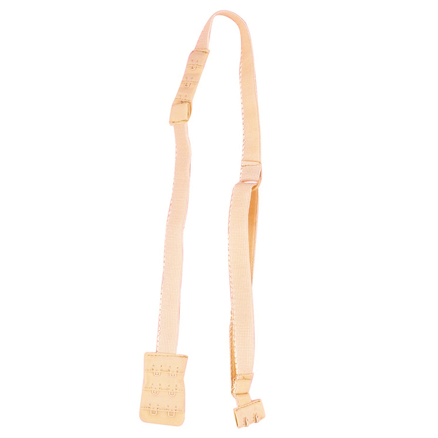 Backless Low Back Bra Strap, Sedensy Women's Adjustable Low Back Bra Converter Straps