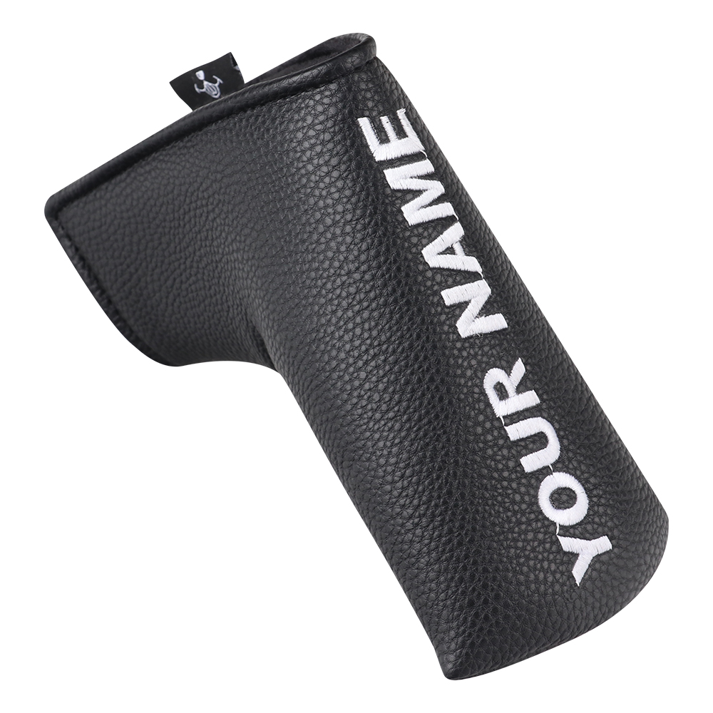 Custom Golf HeadCovers Customized Blade Putter Cover Engrave Your Name For All Brands
