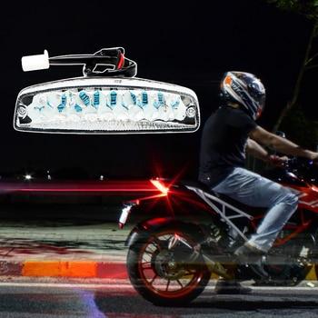 1 Pcs Universal LED Rear Brake Lights Motorcycle Tail Turn Signal Light Indicator Lamp For ATV Motorcycle Quad Kart Etc