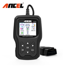 Ancel FD700 Volledige SystemOBD2 Auto Scanner Scan Voor Ford Obd 2 Code Reader Epb Bms Olie Reset Multi-Taal auto Diagnostic Tool