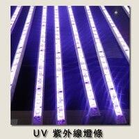 Uv barra de luz led 365 370nm yonglin fotoelétrica uvled barra de luz|Acessórios de caixas de som| |  -