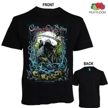 CHILDREN OF BODOM- Finland melodic death metal band T_shirt-SIZESS to 6XL
