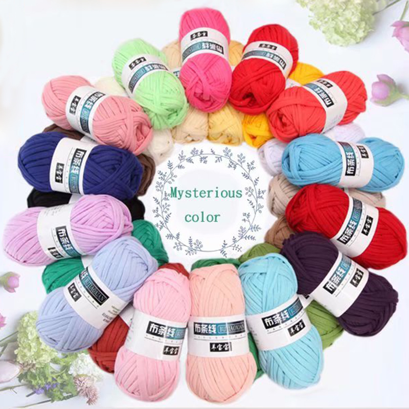 100g-Lot-Colored-Weaving-Thread-Yarn-Soft-Polyester-Woven-Bag-Carpet-DIY-Hand-knitted-Material (5)