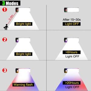Image 5 - Linterna Solar portátil multifuncional, 650lm, cargador de teléfono, lámpara impermeable para exterior e interior, para Camping