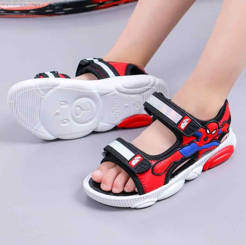 Bambino comodo sandali 2020 di estate nuove ragazze del ragazzo scarpe da spiaggia per bambini sandali casuali dei bambini della principessa di modo di sport sandali