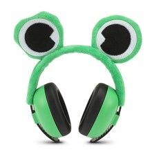 Детские шумозащитные наушники для детей, детские звуконепроницаемые уши, Детские противошумные наушники, гарнитура, Защита слуха, защита для ушей-Fro