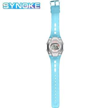 Детские цифровые часы SYNOKE 5