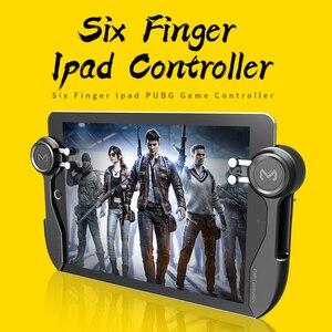 New AKpad6K 2pcs 6 Fingers Tab