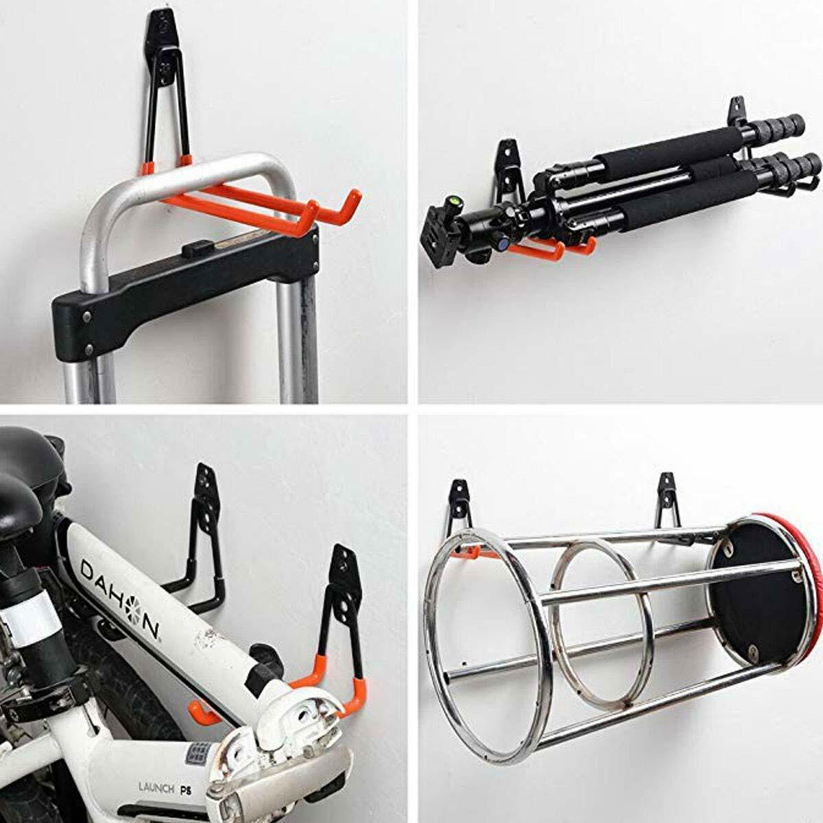 universal wall mounted resistente escada bicicleta um 04