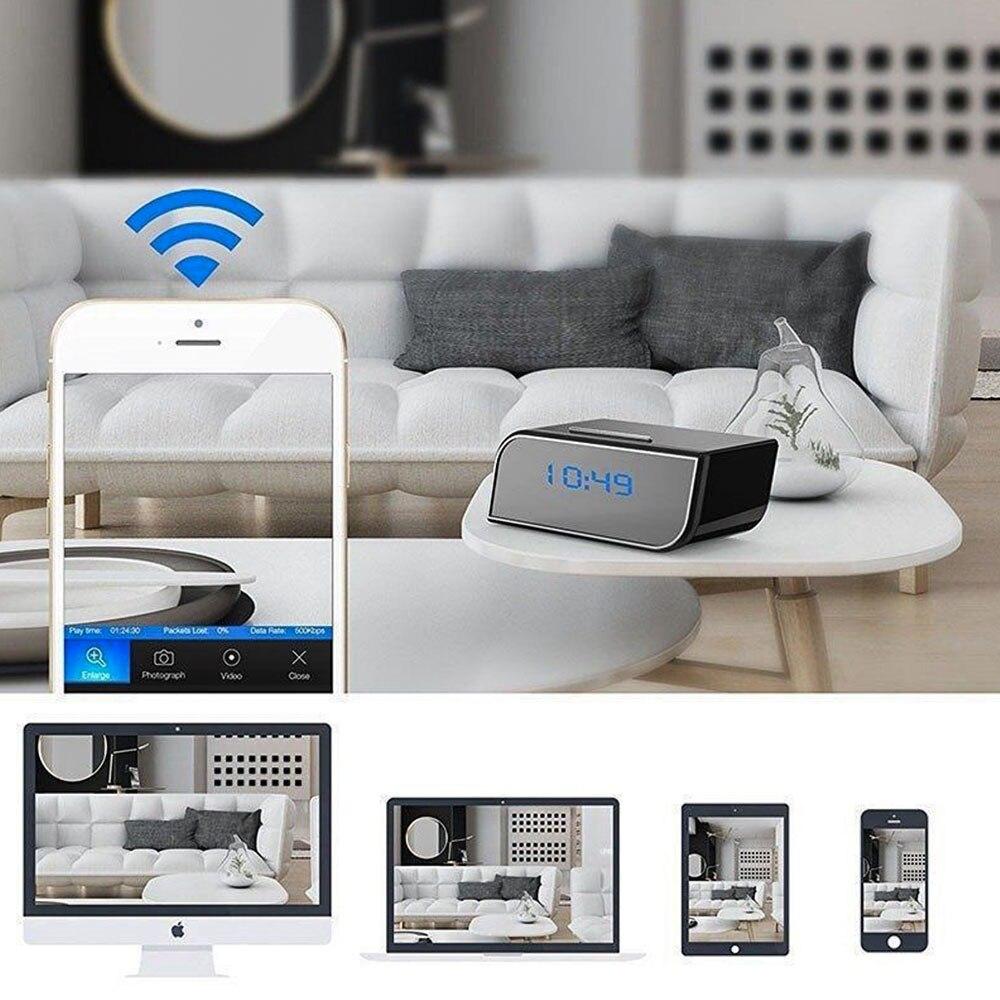 1080p sem fio mini câmera wifi monitoramento