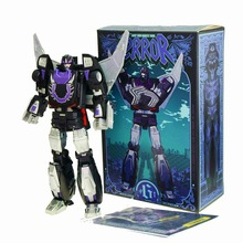 New DX9 toys Transformation Toy D06T Terror Black Figure In Stock