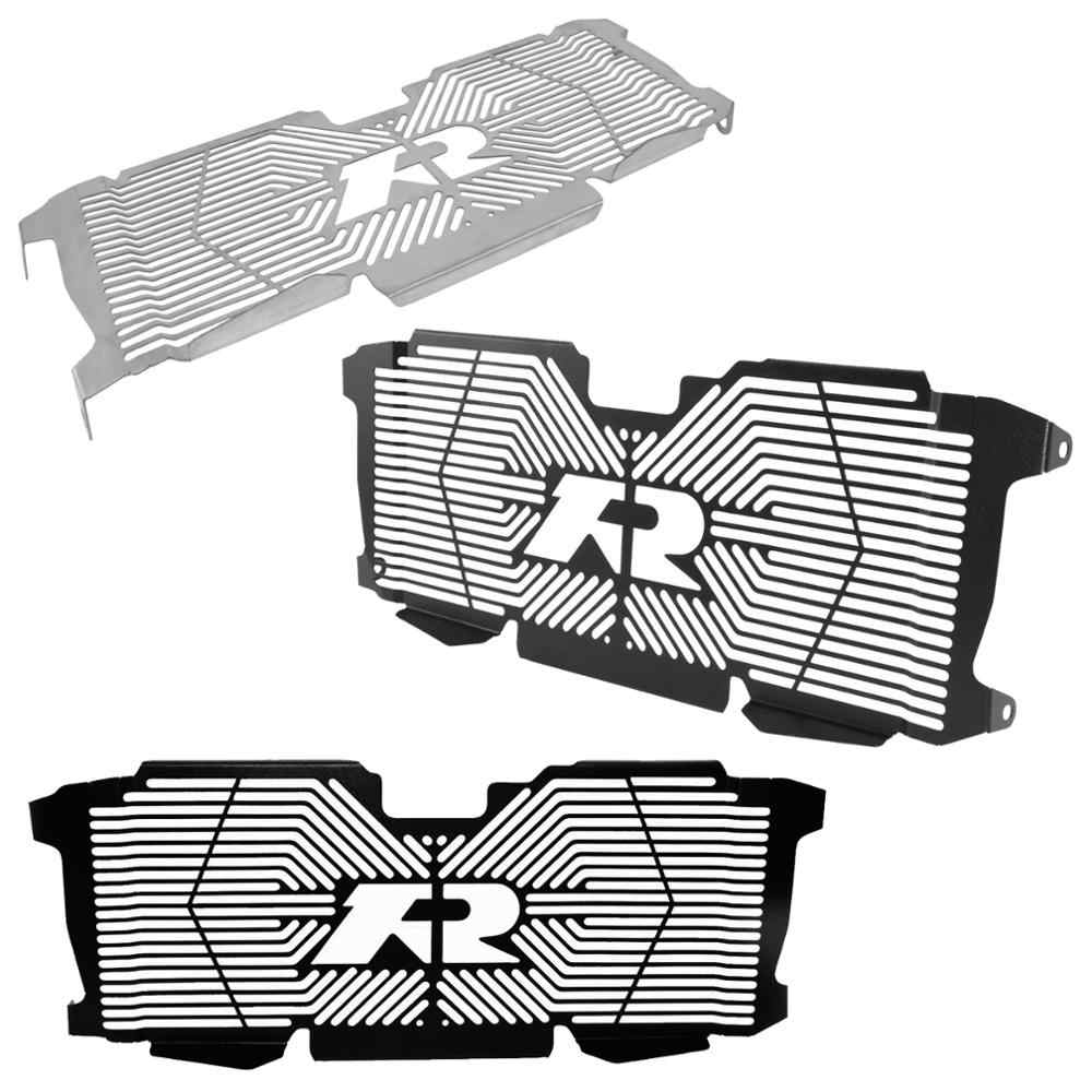 Radiator Grille Guard Cover Steel untuk BMW R 1200 1250 R RS R1200R R1250R R1200RS R1250RS 2015 2016 2017 2018 2019 2020