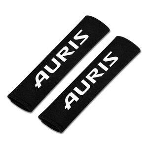 2 шт./компл. Накладка для ремня безопасности автомобиля подходит для Toyota Auris 2007 2008 2017 аксессуары для автомобиля Стайлинг|Рукоятки ручного тормоза|   | АлиЭкспресс
