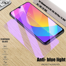 JGKK Anti-Blue Ray Tempered Glass For Xiaomi Mi 6x 5S Plus 5C 9 SE 9SE Anti blue Screen Protector XiaoMi 8 8SE A2 Film