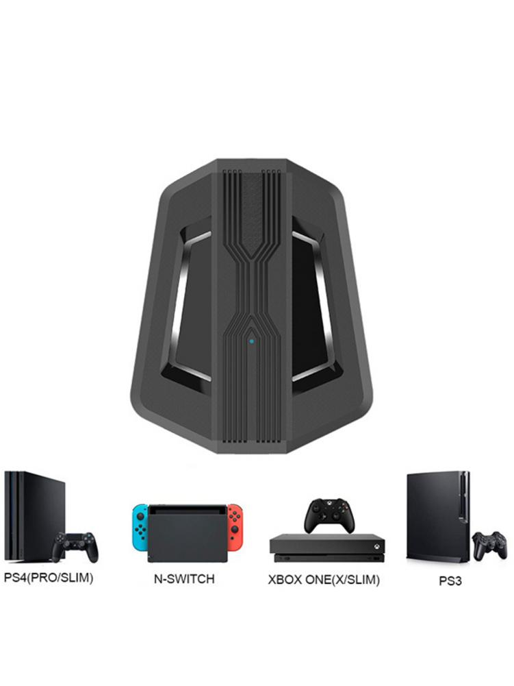 High Quality Game Console Keyboard Mouse Converter Game Controller Set for PS4/XBox One/PS3/XBox Adapter Converter Plug and Play
