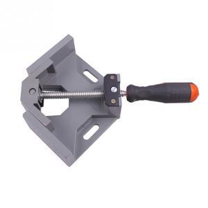 Image 5 - Alumínio único punho 90 graus ângulo direito braçadeira de ângulo braçadeira carpintaria quadro clipe ferramenta pasta ângulo direito