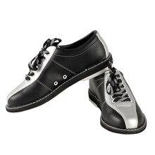 Обувь для боулинга для мужчин и женщин, профессиональная обувь для боулинга, нескользящая подошва, дышащие кроссовки, спортивная обувь для фитнеса, EU34-47