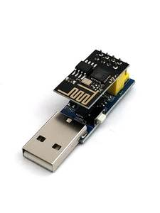 Wifi-Module Adapter Diy-Kit Debug-Link Arduino Esp8266 esp-01s with for IDE USB Download
