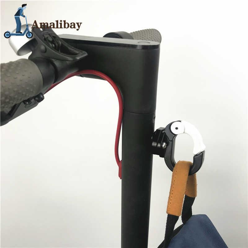 Parti di Scooter elettrici gancio anteriore appendiabiti per Xiaomi M365 borse per casco artiglio Kid Scooter Grip Grip Bag per M365 Pro M365 Parts