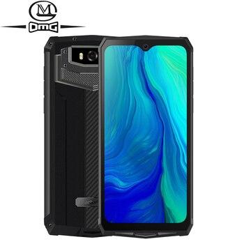 Перейти на Алиэкспресс и купить Blackview BV9100 6,3 дюйм13000 мАч NFC прочный IP68 Ударопрочный мобильный телефон android 9,0 Helio P35 Восьмиядерный 4G Смартфон быстрая зарядка